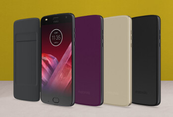 Motorola launches Moto Folio, the cheapest Moto Mod to date (compatible with all Moto Z phones)