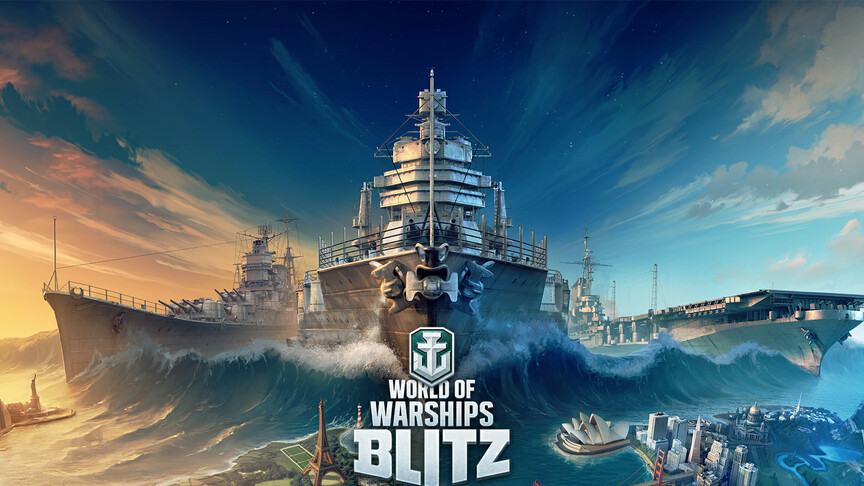 Free MMO World of Warships Blitz now available worldwide on Android and iOS with cross-platform play