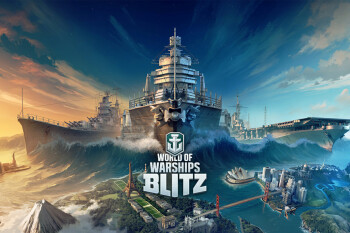 Picture from Free MMO World of Warships Blitz now available worldwide on Android and iOS with cross-platform play