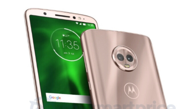 Moto G6 G6 Plus And G6 Play New Leak Leaves Nothing To