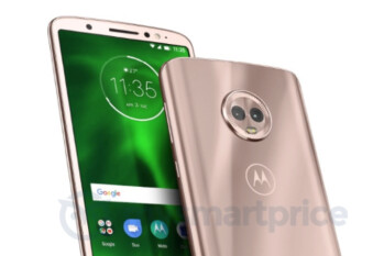 Moto G6, G6 Plus and G6 Play new leak leaves nothing to the imagination
