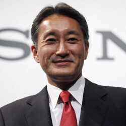 Picture from Sony CEO Hirai says it will continue making smartphones, but not to compete with Apple or Samsung