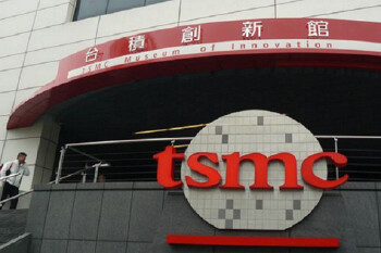 Picture from Chip maker TSMC sees shipments of top shelf smartphones declining this year