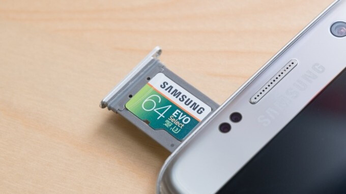 Do you use a microSD card to expand your storage?