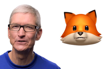 Watch Tim Cook try Animoji for a Duke commencement ceremony