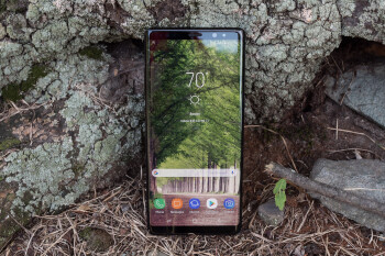 Samsung Galaxy Note 8 receives new update, brings security changes