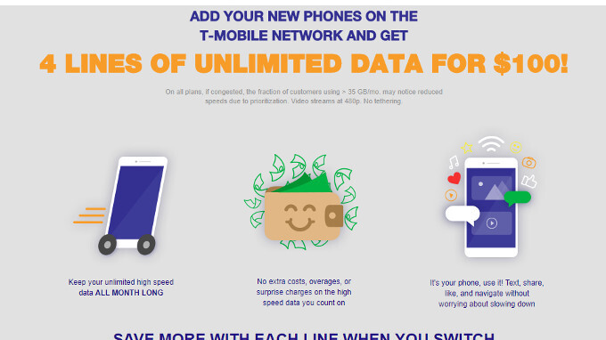 MetroPCS unlimited LTE deal 2018 - PhoneArena