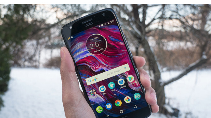 Android Oreo now rolling out to unlocked Moto X4