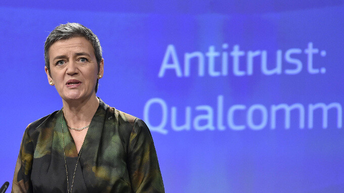 Qualcomm fined $1.2 billion for paying Apple to keep its LTE modems exclusive