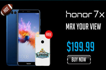 Honor 7X tops Amazon's best seller list after only three days