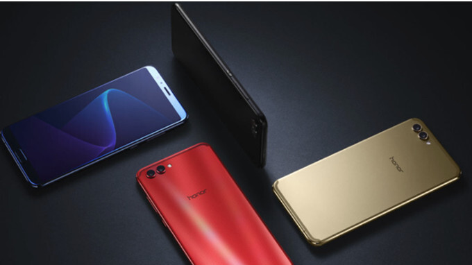 Honor V10 updated with Party Mode, network optimization feature