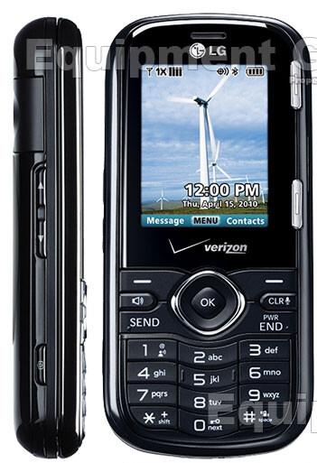 Verizon to get the LG Cosmos VN250