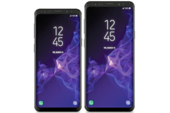 Be the first on your block to sport the Samsung Galaxy S9 wallpaper on your phone