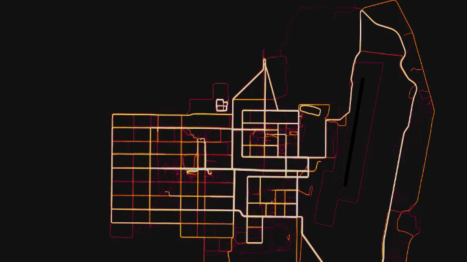 Russia? No, Strava. Fitness tracking app makes remote U.S. Army base locations public