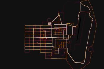 Russia? No, Strava. Fitness tracking app makes remote U.S. Army base locations public