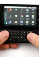 Bulgaria plays host to the Android 2.1 powered Motorola MILESTONE