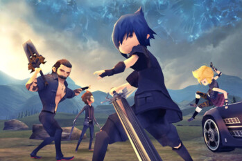 Final Fantasy XV: Pocket Edition arriving February 9th