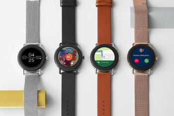 Skagen Falster - one of the prettiest Android Wear smartwatches - is now available