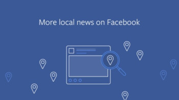Facebook updates News Feed to prioritize local news