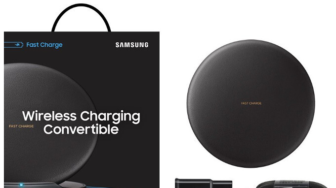 Deal: Save $30 on Samsung's Wireless Charging Convertible Stand (works with iPhones, too)