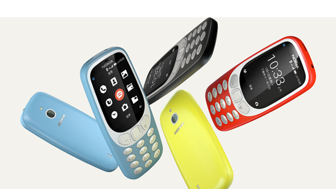 Nokia 3310 4G quietly launched in China, expected to go global in March