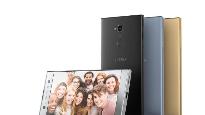 Sony Xperia XA2, XA2 Ultra, and L2 price and availability revealed