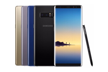 Verizon updates Samsung Galaxy Note 8 with bokeh camera effect, security patch (UPDATE)