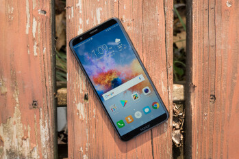Honor 7X gets Face Unlock, AR lens, more in new update