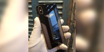 Are you obscenely rich? Take a gander at the iPhone X Bentley Edition