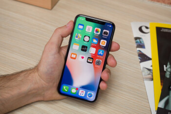 The iPhone X pumps iOS share in important markets, offsetting its slow uptake