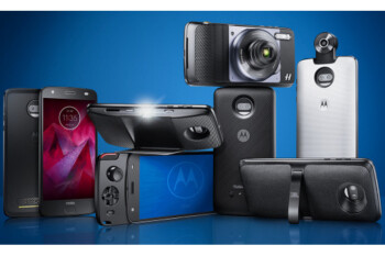 New Motorola Moto Mods (including a camera supporting interchangeable lenses) are reportedly coming soon