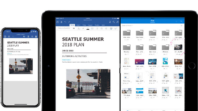 Microsoft Office for iOS updated with drag & drop support, other improvements