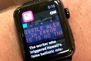 It wasn't me! CNN only pushed a Korean missile story once, Apple News mishap pushed it 20x