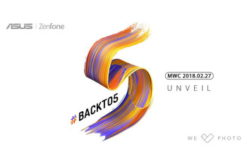 Asus ZenFone 5 series confirmed to be unveiled on February 27 at MWC 2018