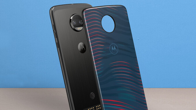 Motorola's newest Style Shell Moto Mods feature Gorilla Glass 5 and interesting designs