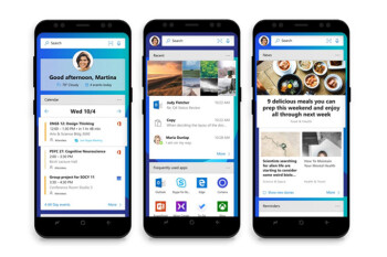 Microsoft Launcher beta updated with Cortana integration, support for more languages