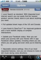 CoPilot Live for iPhone sees a major update that includes Facebook integration