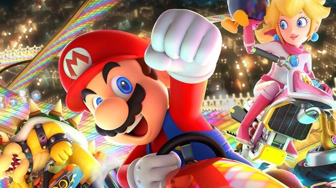 Mario Kart kommt zum Handy!