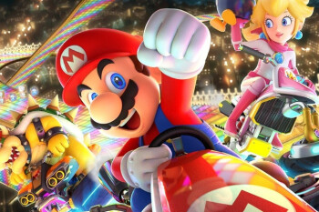 Mario Kart is coming to mobile!