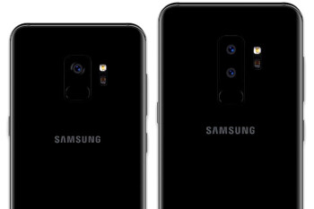 Galaxy S9 and S9+ batteries allegedly revealed... don
