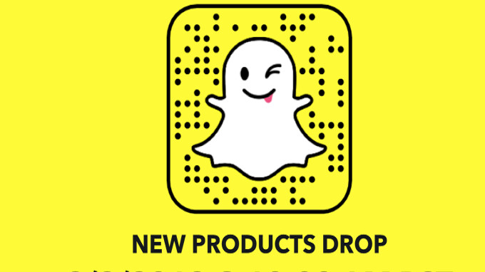 Tell the world that you are a proud Snapchat member by purchasing something from the new Snap Store