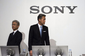 Sony will have a new CEO, Kazuo Hirai becomes chairman
