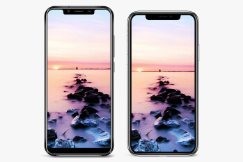 Would you buy an Android phone that copies the iPhone X?