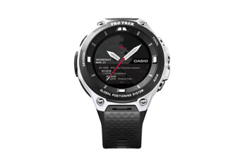 Limited edition fluorite white Casio WSD-F20-WE with Android Wear 2.0 announced