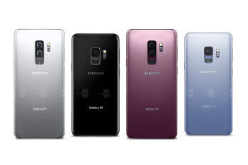 Back in black, but three other colors, too. Which Galaxy S9 color do you think you'd love the most?