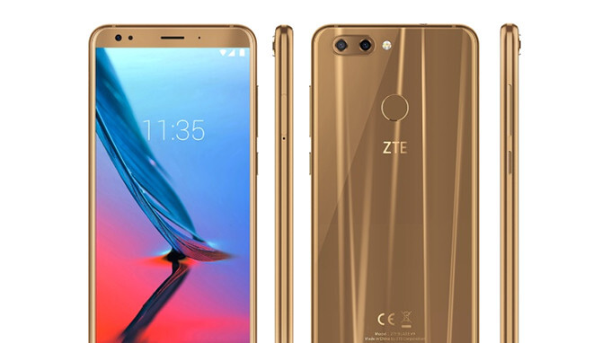 Budget-friendly ZTE Blade V9 to be unveiled at MWC 2018 before launching in the US