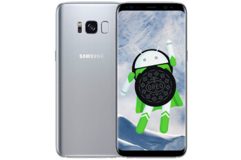 Official Android 8.0 Oreo update starts rolling out to the Galaxy S8