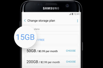 Results: hey, look at that! Samsung Cloud does have some customers...