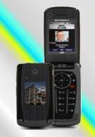 Sprint is now offering the Motorola i890 iDEN flip phone