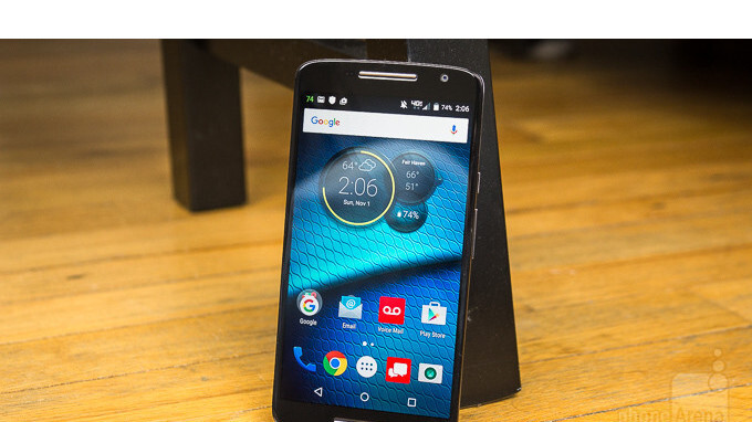 Motorola DROID MAXX 2 receiving Android 7 0 Nougat update
